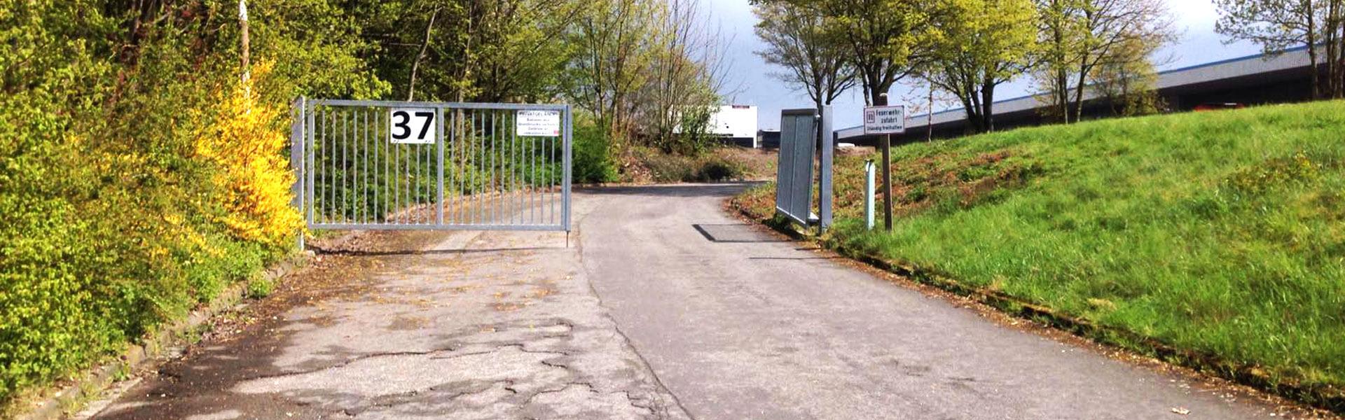 Paderlager in Paderborn